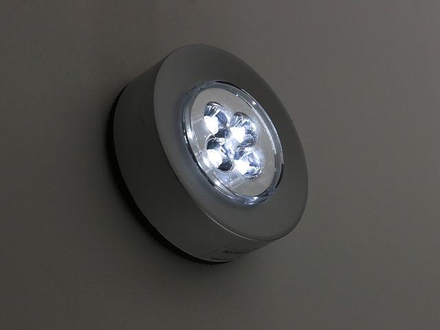 LED světlo