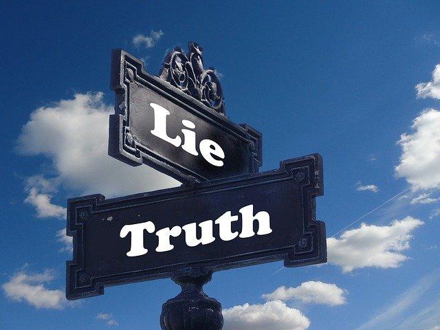 pravda nebo lež